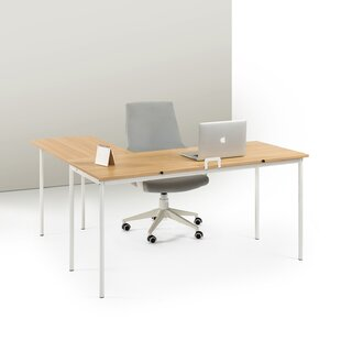 Kameron L-Shaped Desk by Symple Stuff Today Sale Only