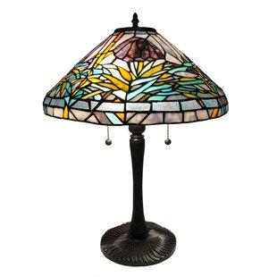 Tiffany-style 22 Table Lamp