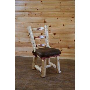 Algona Cedar Upholstered Dining Chair