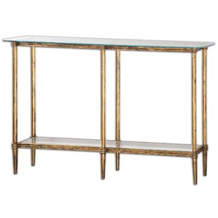 Online Reviews Elenio Console Table By Uttermost