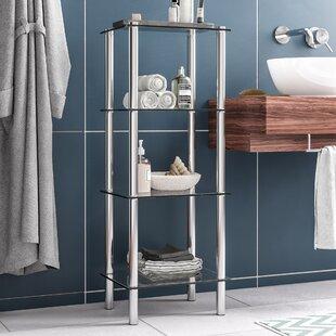 Bonneau 40cm X 104cm Bathroom Shelf By Metro Lane