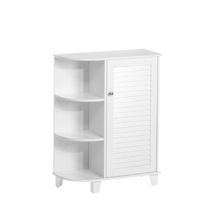 Woodham 24 W x 31 H x 10 D FreeStanding Bathroom Cabinet by Rosecliff Heights