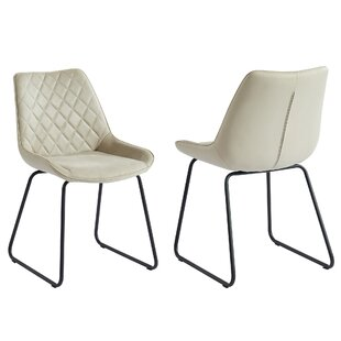 Gering Upholstered Dining Chair (Set of 2) by Ivy Bronx