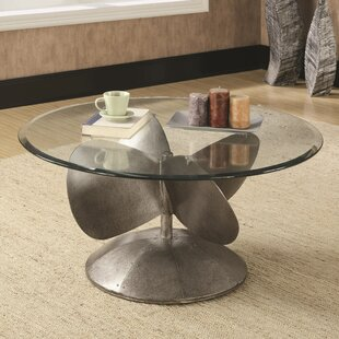 17 Stories Rosita 2 Piece Coffee Table Set