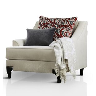 Robertsville Armchair by Darby Home Co