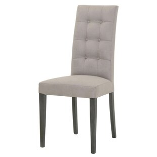 Beverley Upholstered Dining Chair (Set of 2) by Canora Grey