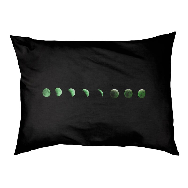 Burien Moon Phases Dog Pillow