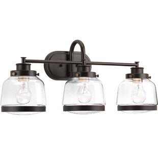 Murguia 3-Light Vanity Light by Beachcrest Home