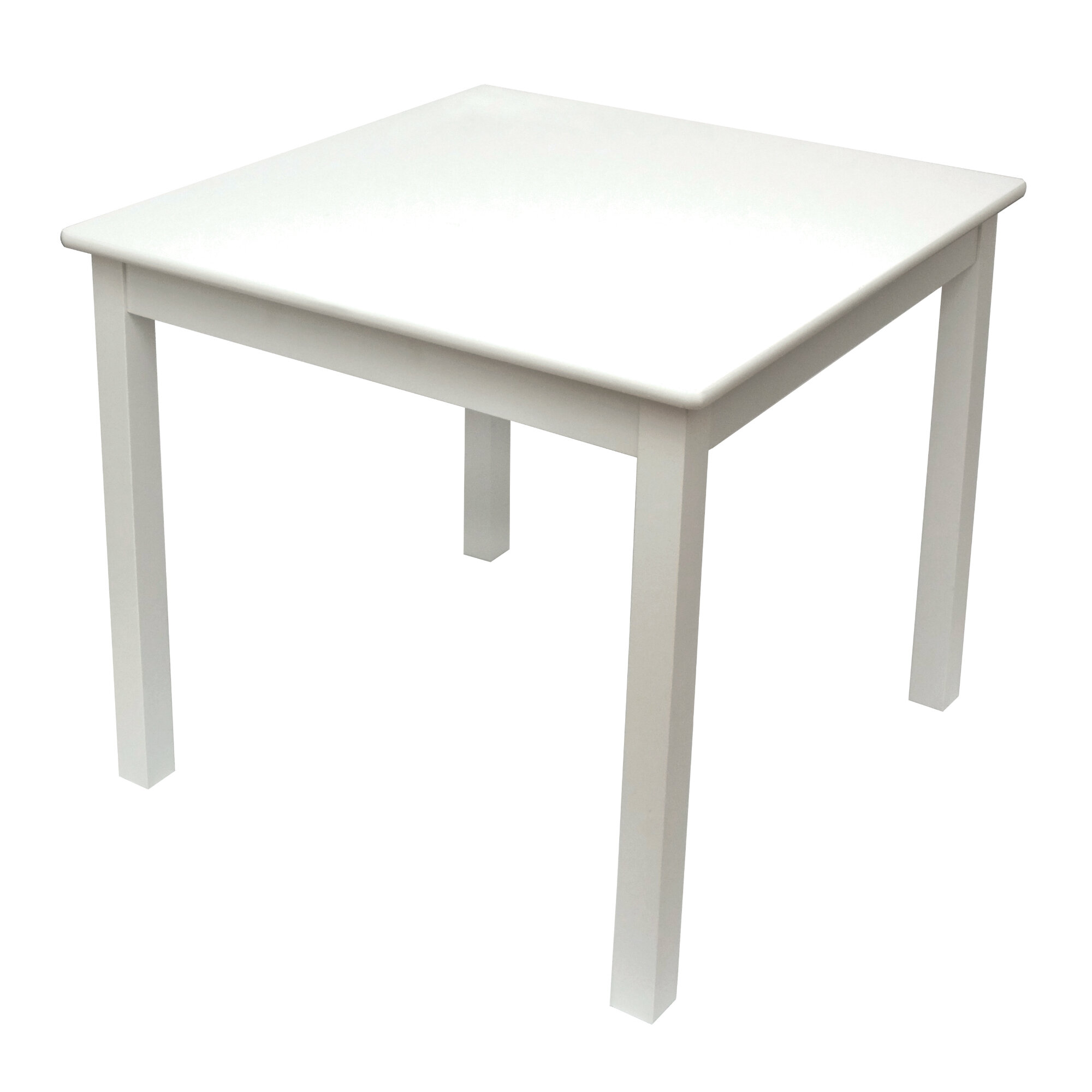 Lipper International XO Kids Square Writing Table U0026 Reviews | Wayfair