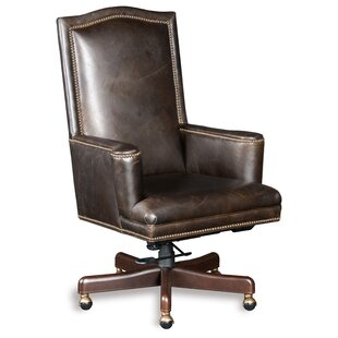Woodward Cindy Home Executive Chair by Hooker Furniture