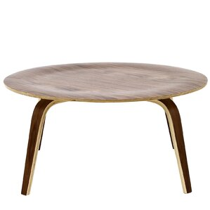 Plywood Coffee Table by Mo..