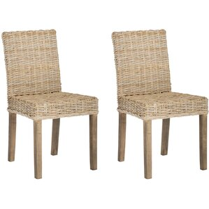 Bannon Side Chair (Set of 2) by Beachcrest Home