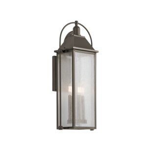 Inexpensive Devils Lake 4-Light Outdoor Wall Lantern By August Grove