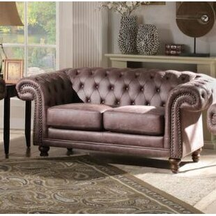 Shop Januario Loveseat by Darby Home Co