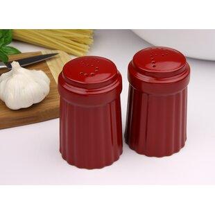 Red Salt Pepper Shakers Mills Youll Love Wayfair