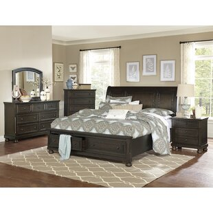 Dianna Platform Configurable Bedroom Set