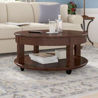 Weidler Coffee Table by Red Barrel Studio SKU:DE681500 Order