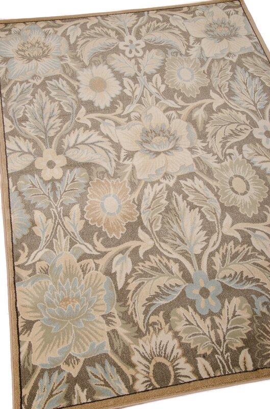 nourison au enteppich walden in beige bewertungen. Black Bedroom Furniture Sets. Home Design Ideas