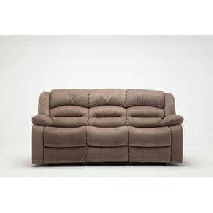 Vermont Recliner Reclining Sofa by Noble House
