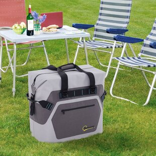 50 Qt. Soft-Sided Waterproof Insulated Picnic Cooler
