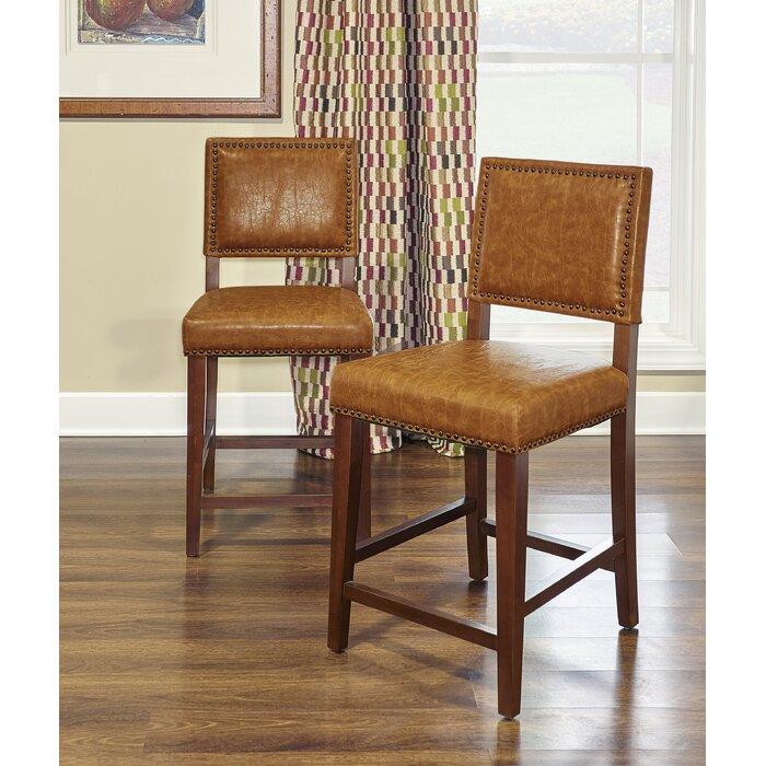 Terrific Lebow Bar Counter Stool Creativecarmelina Interior Chair Design Creativecarmelinacom