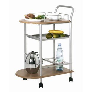 Bishope Serving Cart By House Additions