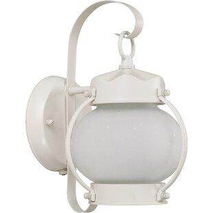 Glaze LED Outdoor Wall Lantern