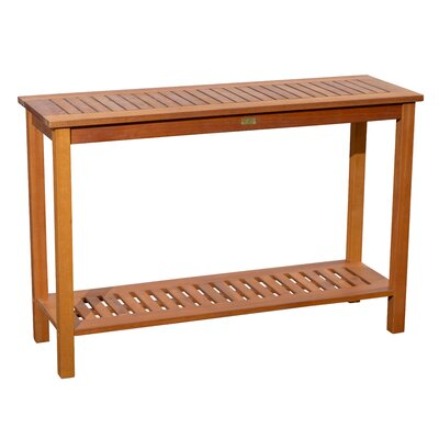 Buecker Solid Wood Buffet & Console Table by Highland Dunes Reviews