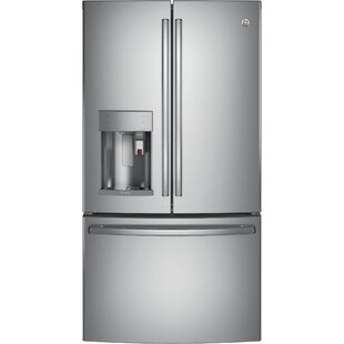 22.2 cu. ft. Energy Star® French Door Refrigerator with Keurig® K-Cup® Brewing System by GE Profile™