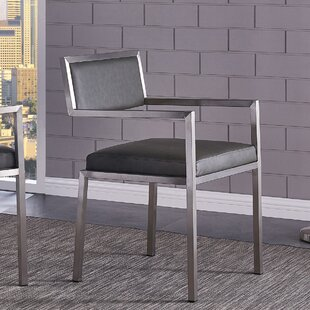 Latrobe Upholstered Dining Chair (Set of 2) Wrought Studio