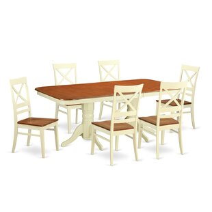 Napoleon 7 Piece Dining Set Wooden Importers