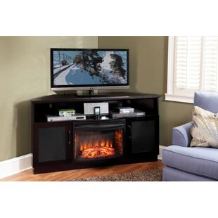 Affordable Price TV Stand for TVs up to 65 with Fireplace by Furnitech Reviews (2019) & Buyer's Guide