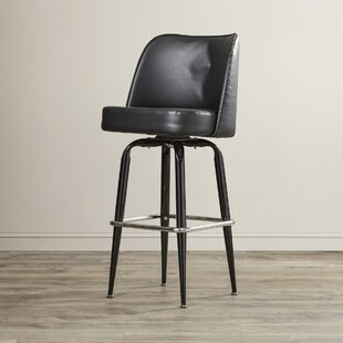 Marion 30 Swivel Bar Stool Wade Logan
