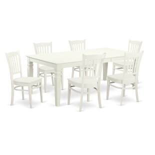 Beldin 7 Piece Dining Set by Darby Home Co