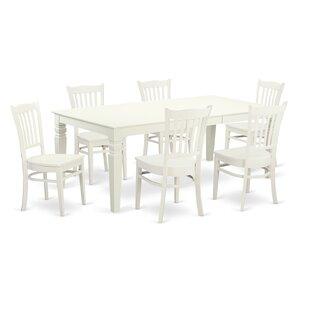 Beldin 7 Piece Dining Set by Darby Home Co