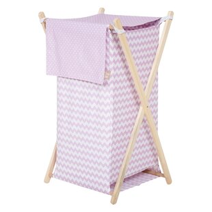 Laundry Hamper By Harriet Bee