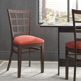 CON Series Upholstered Dining Chair by Florida Seating