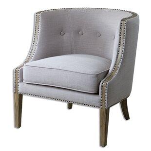 Uttermost Gamila Accent Barrel Chair