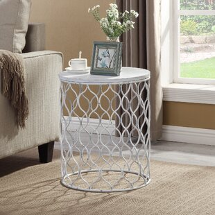 Comparison January End Table by Highland Dunes