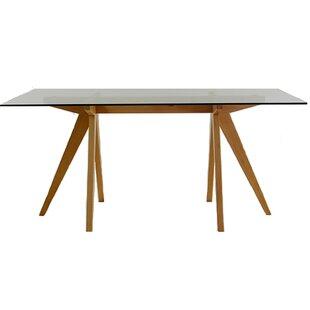Atlantico Long Glass Dining Table