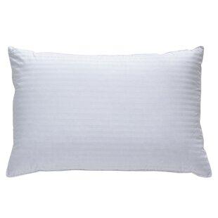Naked Goose Plush Down Pillow