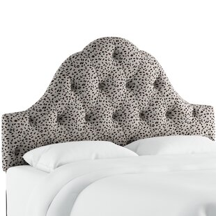 Inexpensive Marksbury Upholstered Panel Headboard by Wrought Studio