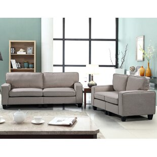 Reeves 2 Piece Living Room Set by Wrought Studio