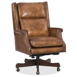 Hooker Furniture Beckett Genuine Leather Executive Chair