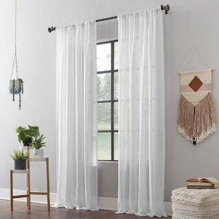 d2bc0eb7637b Light Airy Classy Curtains | Wayfair