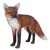 Noble Fox Statue Wayfair