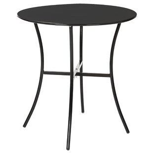 Drumankelly Metal Bistro Table By Astoria Grand