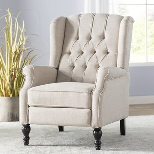Reviews Leonie Manual Recliner by Andover Mills Reviews (2019) & Buyer's Guide