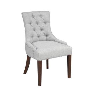 Kristofer Tufted Side Chair House of Hampton