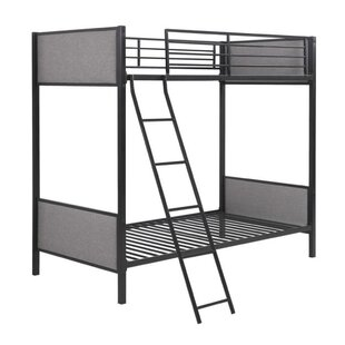 Compare prices Shakopee Bunk Bed by Harriet Bee Reviews (2019) & Buyer's Guide